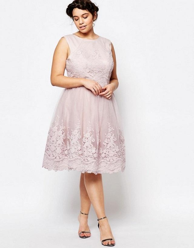 5 kiểu váy, đầm dành cho người mập, béo - Vừa đẹp vừa thoải mái