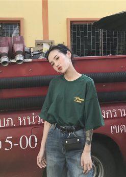áo thun tay kiểu nữ KUTE