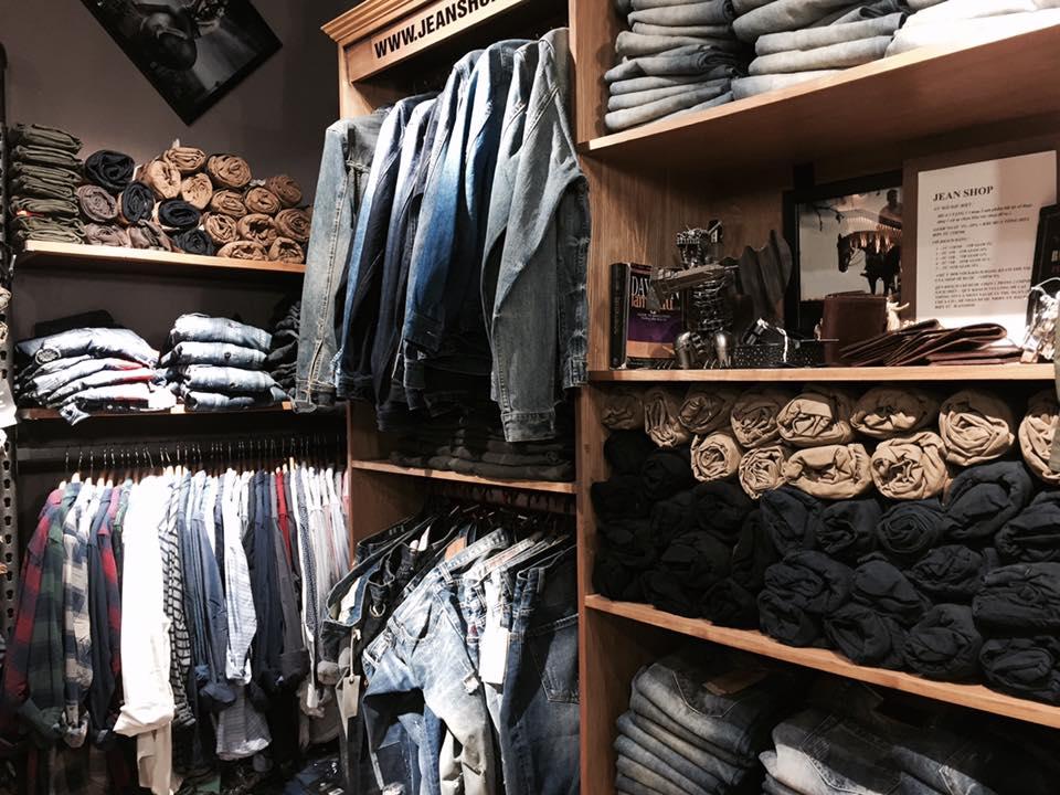 Shop bán quần áo đẹp trên đường Võ Văn Ngân