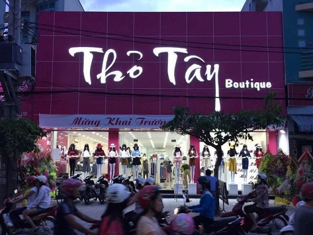 Những shop bán quần áo đẹp trên đường Võ Văn Ngân – Thủ Đức