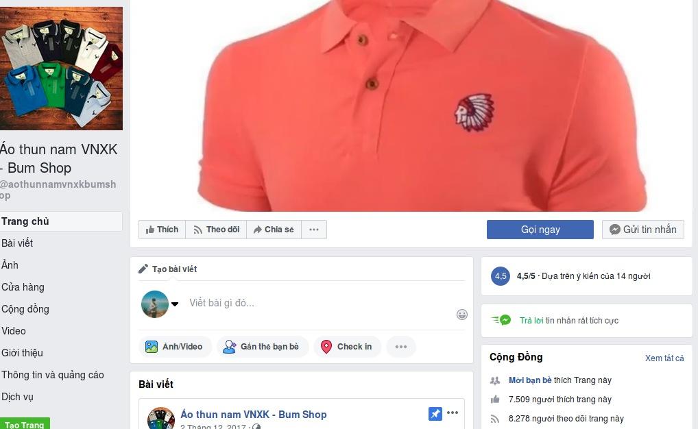 Tổng hợp các mối sỉ lẻ quần áo Hà Nội Facebook - Rẻ, Uy Tín nhất