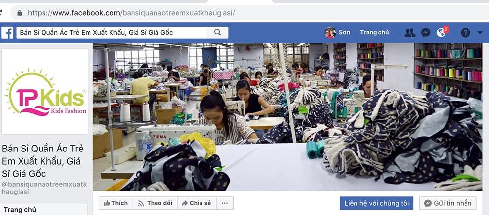 9 Shop Bán Sỉ Quần Áo Nổi Tiếng Rẻ, Đẹp, Uy Tín trên Facebook