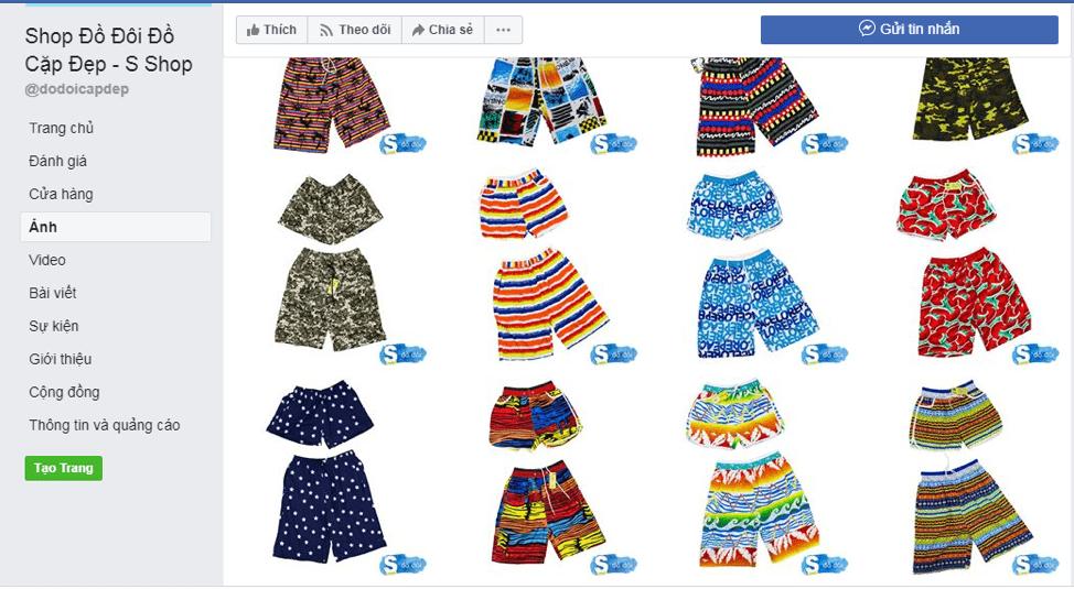 Save liền 5 shop bán quần đi biển cho nhóm, gia đình ở TPHCM vừa RẺ vừa ĐẸP