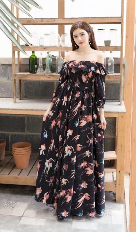 Đừng bỏ qua 6 shop bán váy đầm maxi đi biển đẹp HẾT SẢY giá dưới 500k