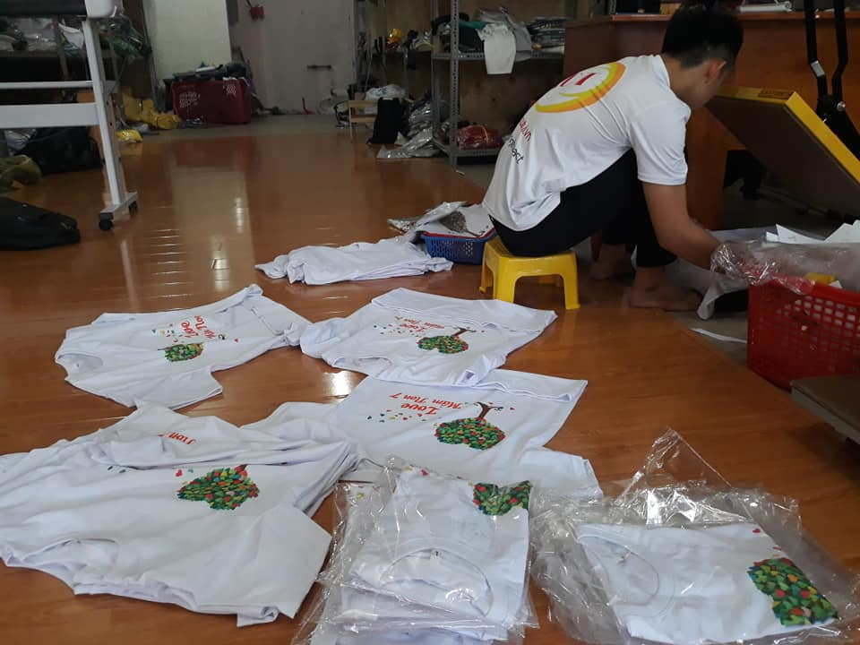 Tổng hợp 6 địa chỉ làm áo lớp Uy Tín, Nhiệt Tình, Giá rẻ Tại TPHCM