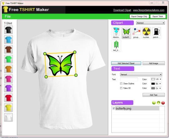 Tổng hợp các phần mềm thiết kế áo lớp đẹp và đơn giản nhất