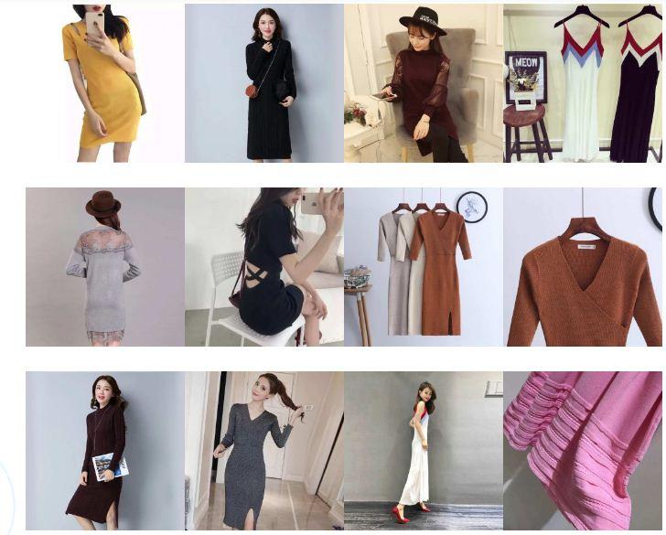 xưởng váy đầm giá sỉ