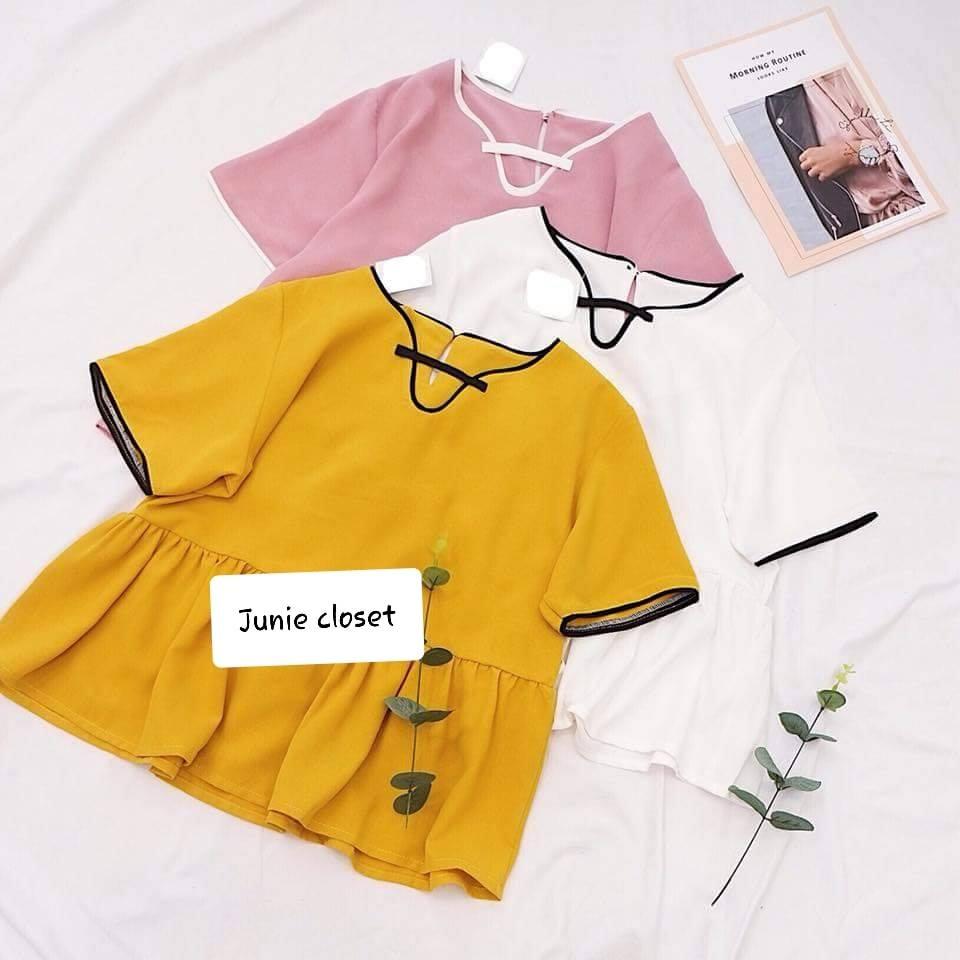 áo baby doll cực xinh tại tphcm
