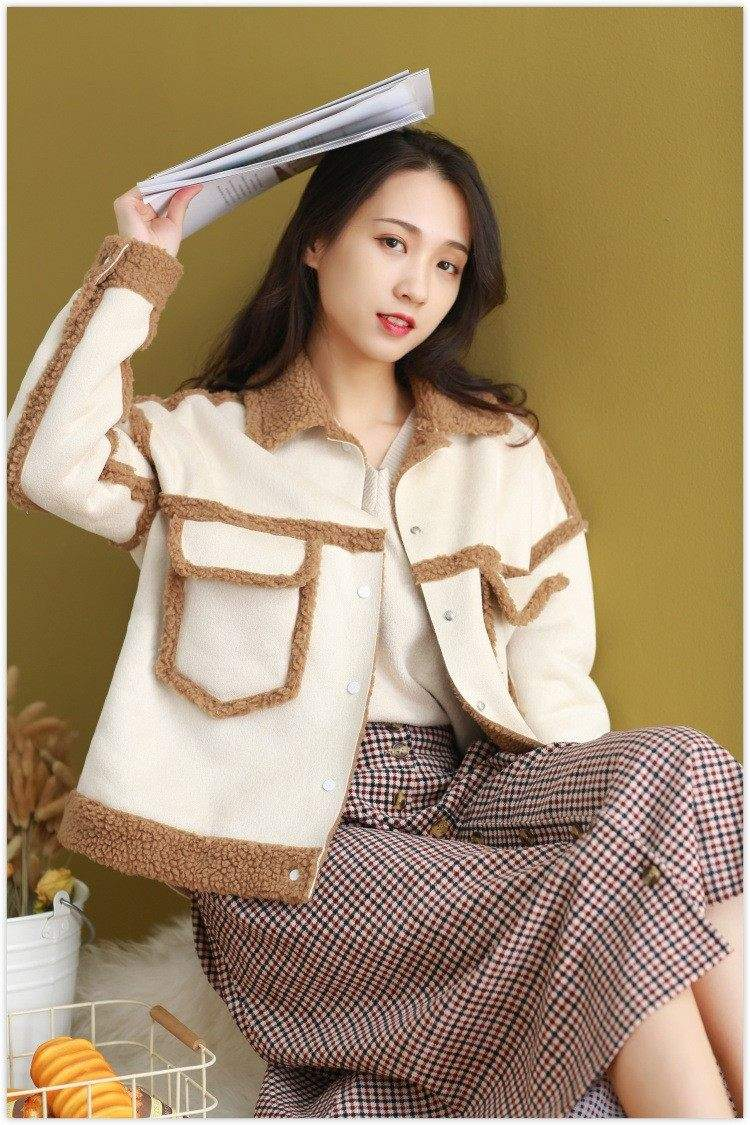 shop áo khoác nữ chất