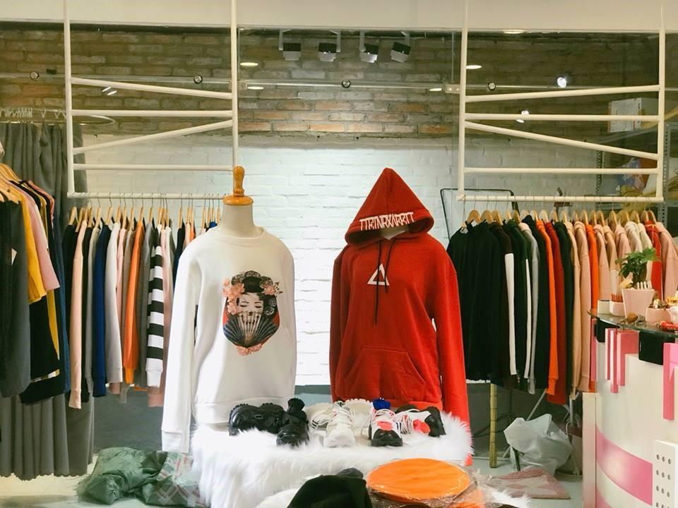 shop áo khoác nữ đẹp