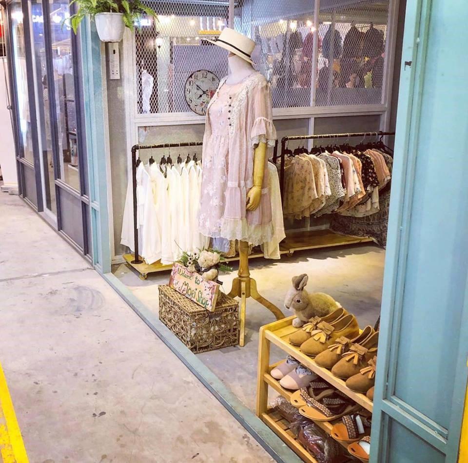 8 shop bán đầm vintage tại tphcm