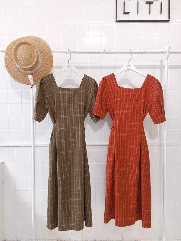 shop bán đầm vintage rẻ