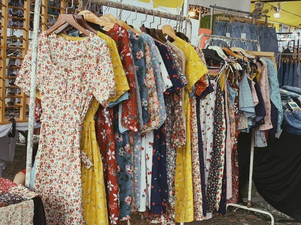 shop bán đầm vintage tại tphcm
