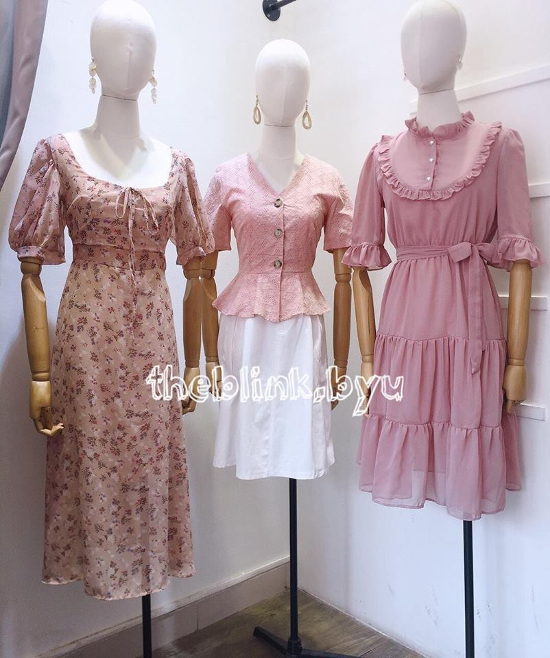 Shop Quần Áo Vintage Nữ TPHCM