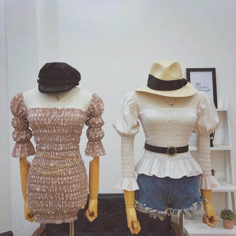 Shop Quần Áo Vintage Nữ Xinh