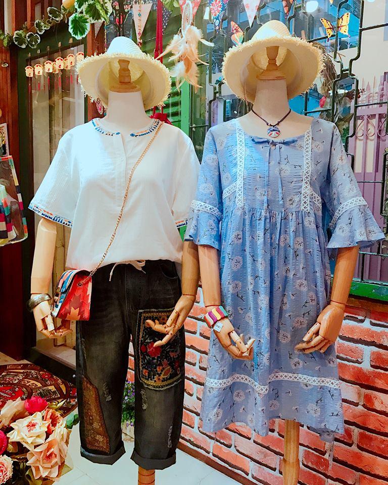 Shop Quần Áo Vintage Nữ Đẹp