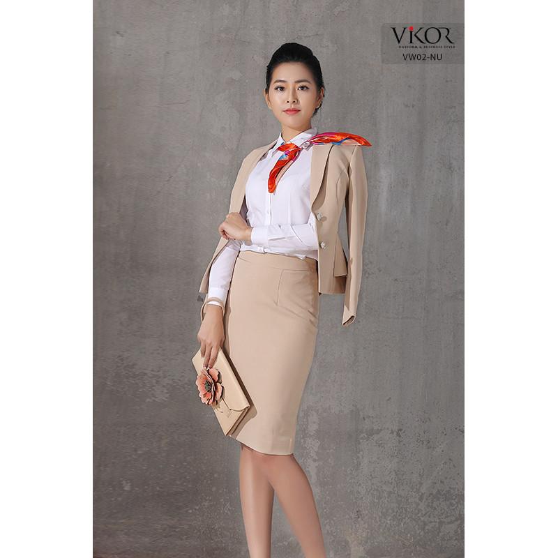vest nữ công sở đi làm