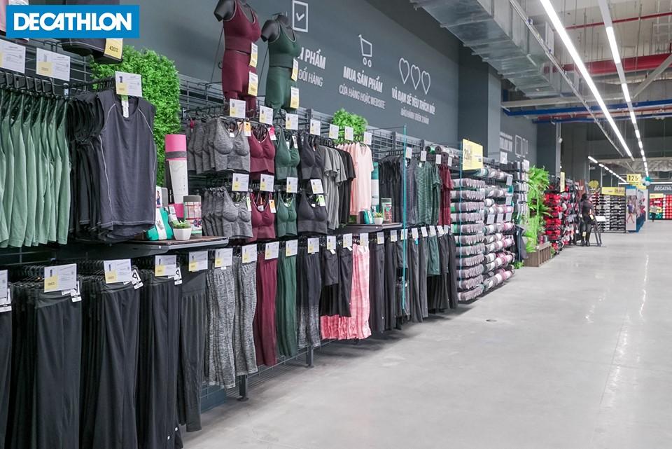 shop đồ thể thao nữ