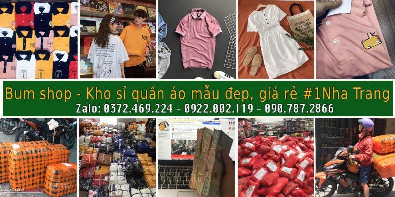 Xưởng bỏ sỉ quần áo tại Nha Trang Đẹp, Giá Rẻ Nổi Tiếng Số 1