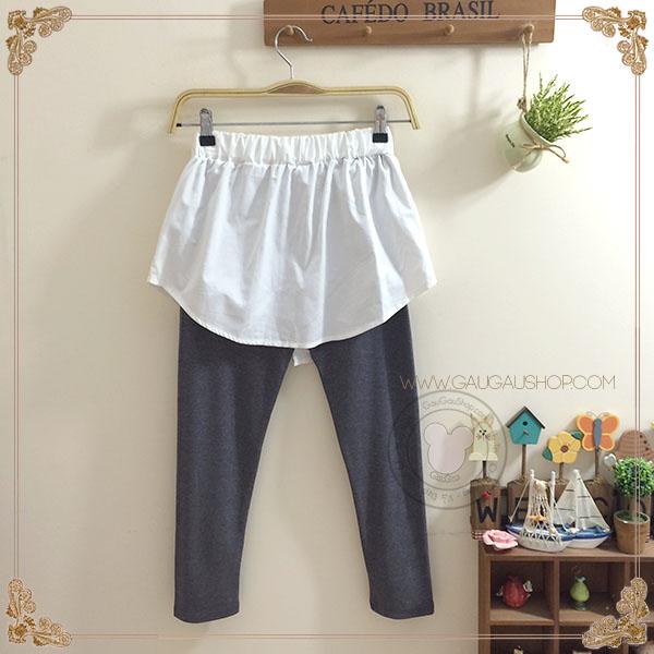 quần legging nữ lửng