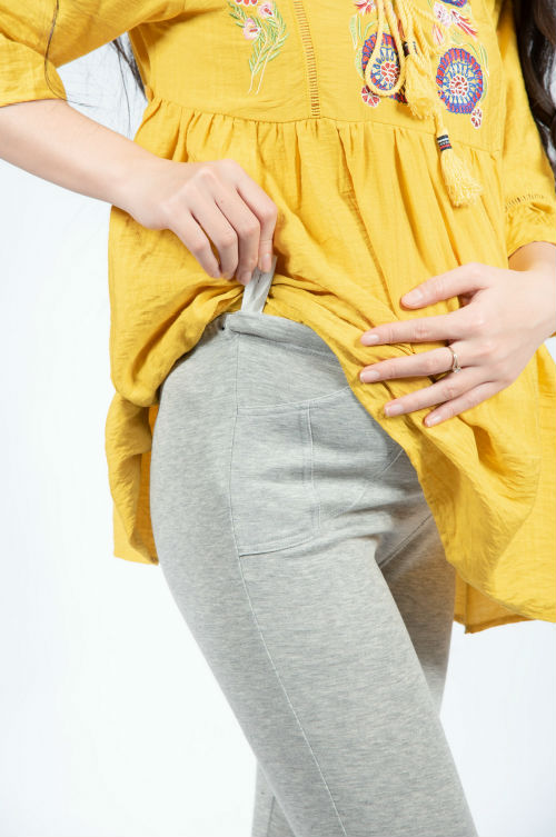 quần legging nữ cho bà bầu