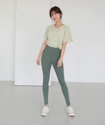 quần legging nữ hàn quốc