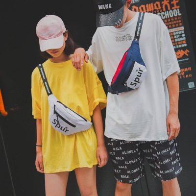 ý tưởng phối đồ túi đeo chéo