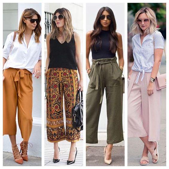 quần culottes là gì