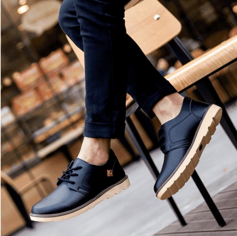 giày tây kiểu dáng thể thao