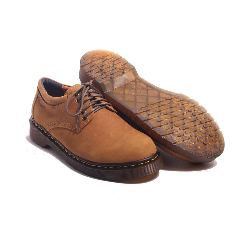 giày tây da lộn công sở