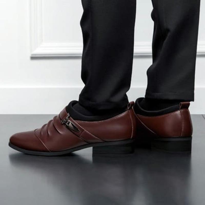 giày tây tăng chiều cao
