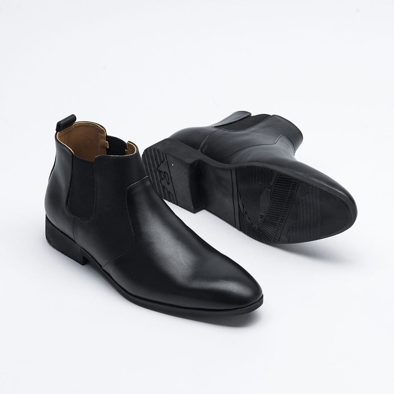 giày tây cổ lửng