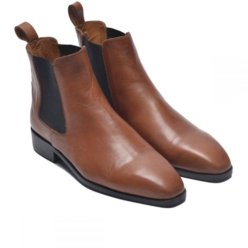 giày da cổ cao đẹp