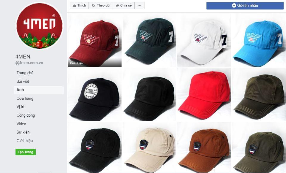 shop bán nón đẹp rẻ ở tphcm