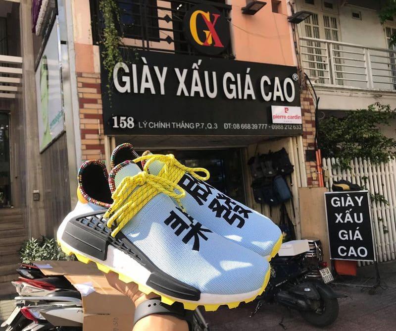 shop giày sneaker rẻ đẹp uy tín ở tphcm