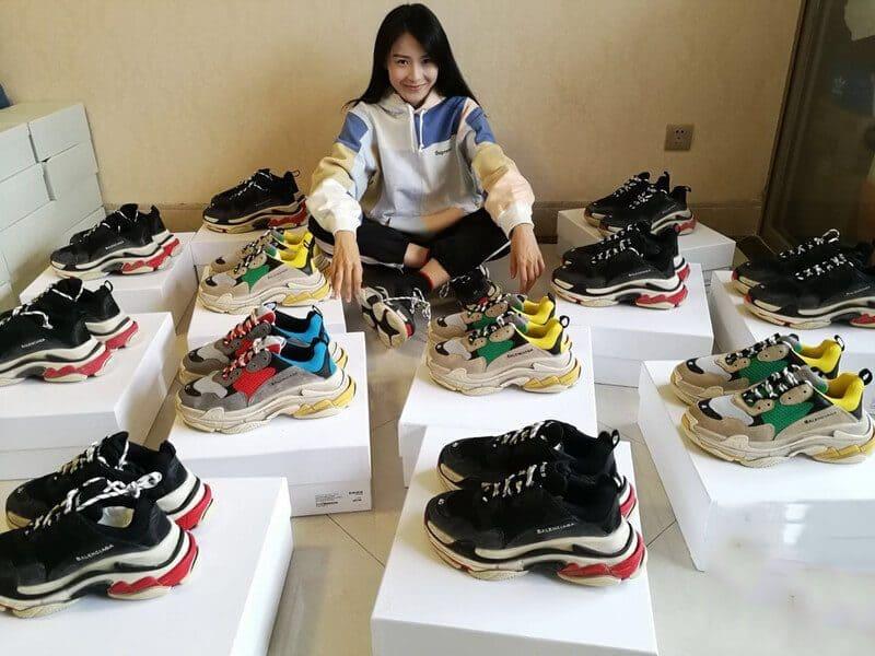 shop bán giày sneaker uy tín ở tphcm