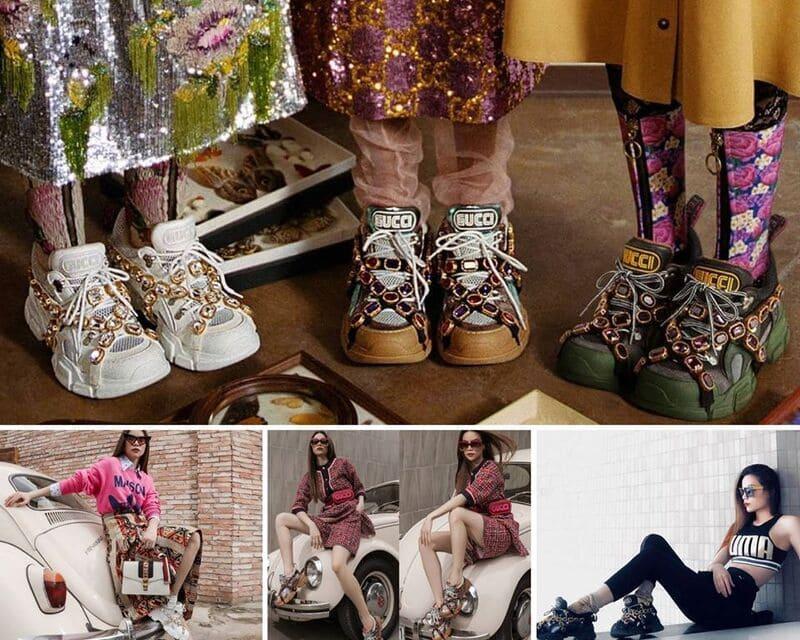 shop bán giày sneaker ở tphcm