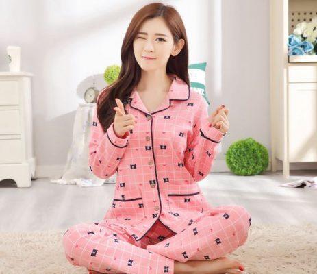 Đồ bộ may dễ thương Pyjama