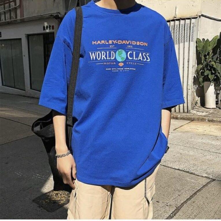 TTL218 - ÁO QUẢ CẦU WORLD CLASS