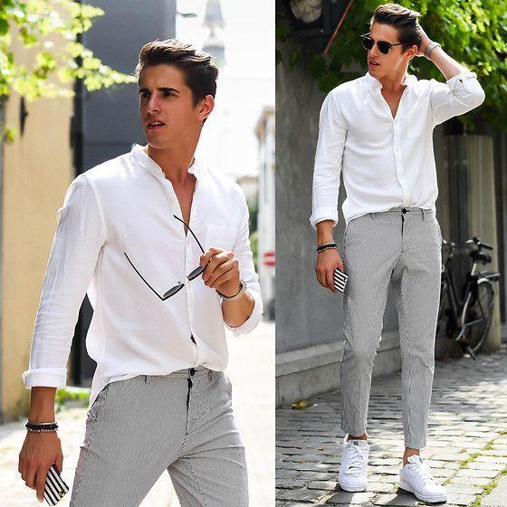 bí quyết ăn mặc đẹp cho nam