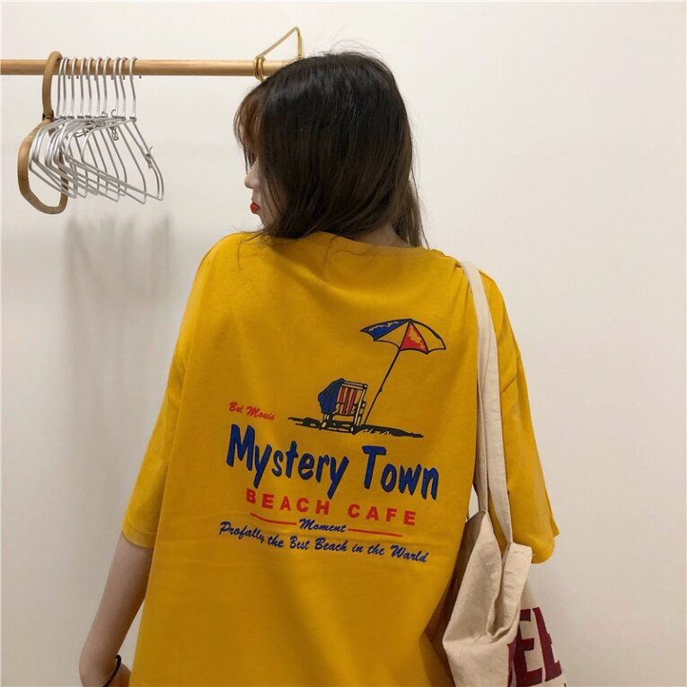 TTL603 -Mystery town