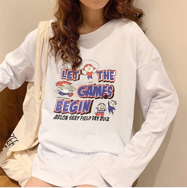 TTL684 - Tay Dài Let The GAMES BEGIN