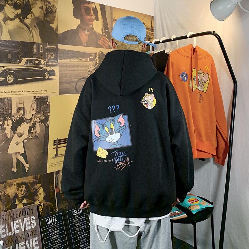 HD62 - Áo Tom And Jerry
