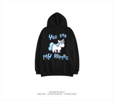 HD61 - Hoodie Ngựa Of You