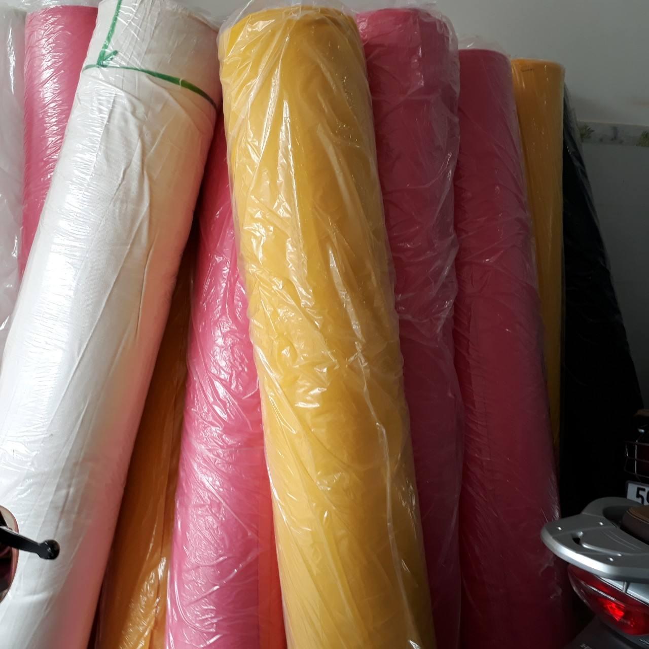 vải canvas là gì? shop bán vải