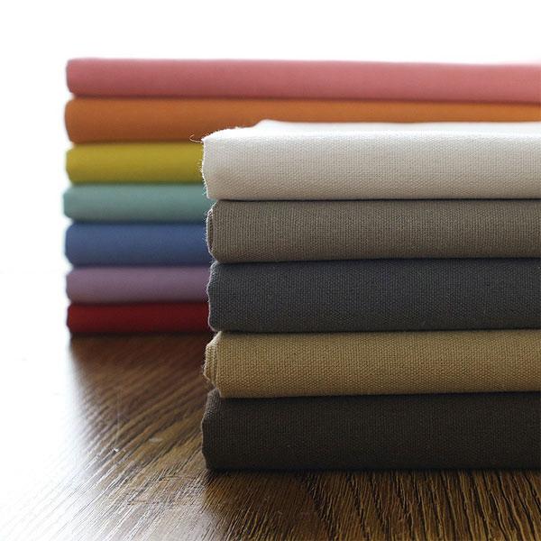 vải canvas là gì? các loại vải